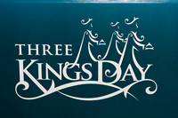 Three Kings PR Event at Walmart