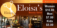 Eloisa Beauty salon